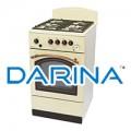 Запчасти плит Darina, Дарина (газовых и электрических)