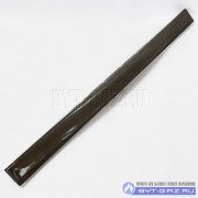 """Ручка дверки духовки """"GEFEST"""" 1100, 1200, С5, С6, С7, коричневая (1200.18.0.005-01)"""