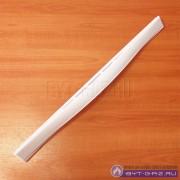 """Ручка дверки духовки """"GEFEST"""" 1100, 1200, CG60M, GC612, GS12 (С5, С6, С7 до 01.10.2012) белая (1200.18.0.005)"""