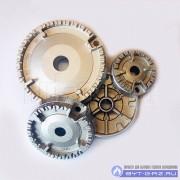 """Комплект рассекателей SABAF плиты """"GEFEST"""" 1500, 3500, 5100-6500, CH1210, 1211, 2120"""