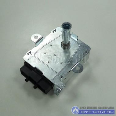 Моторедуктор (электродвигатель) вертела плиты Гефест-1140, Гефест-2140, Гефест-2160, Гефест-6140, Гефест- 3200, Гефест- 5100, Гефест- 5500, (49 TYJ-E-II)