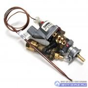 "Кран горелки духовки ""DARINA"" GM441, GM442, GM341, (1-ход.), термостат. с г/к"