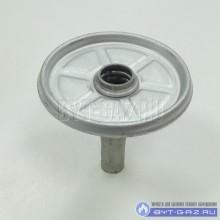 Горелка конфорка плиты Дарина большая без розжига d=75мм (ПГ 50 567 400)