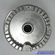 Горелка конфорка большая плиты Гефест-1100, Гефест-1200, Гефест-1300, Гефест--3100, Гефест--3200, Гефест-3300 с 2004 г.в