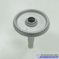 Горелка конфорка плиты Дарина средняя без розжига d=53мм (ПГ 50 567 300)