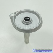 Горелка конфорка плиты Дарина средняя с розжигом d=53мм (ПГ 50 560 560)