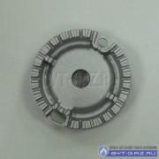 Горелка конфорка SOMIPRESS малая для плит Гефест 1500, 3500, 5500-6500, CH1210, 2120, 2230