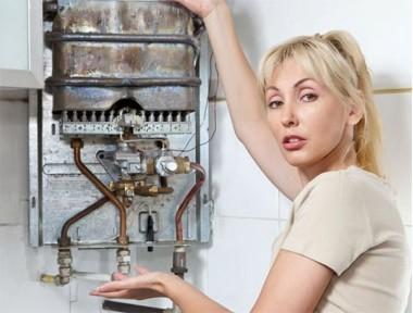 Почему вода в газовой колонке не нагревается